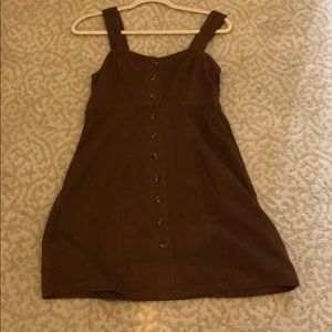 Brown American Eagle Dress